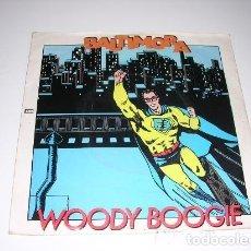 Discos de vinilo: BALTIMORA WOODY BOOGIE. Lote 200129163