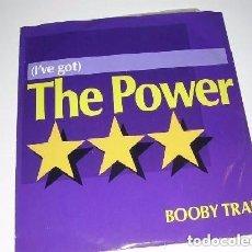 Discos de vinilo: THE POWER BOOBY TRAP. Lote 200129441