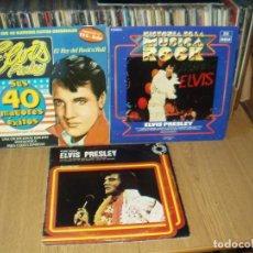 Discos de vinilo: LOTE 6 LP'S ELVIS PRESLEY. Lote 200134657