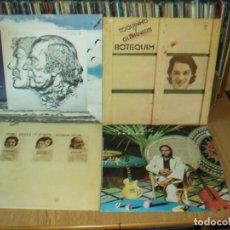 Discos de vinilo: LOTE 8 LP'S MUSICA BRASILEÑA Y LATINA. Lote 200140937