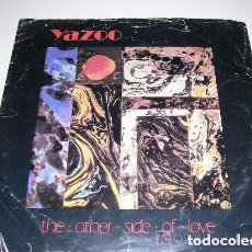 Discos de vinilo: YAZOO THE OTHER SIDE OF LOVE. Lote 200142153