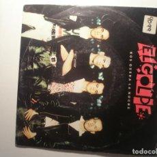 Disques de vinyle: EL GOLPE NOS QUEDA LA NOCHE 1991 PROMO. Lote 200144836