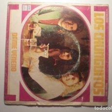Dischi in vinile: LOS CHUNGUITOS DAME VENENO / BAILA MI RITMO 1976. Lote 200145255