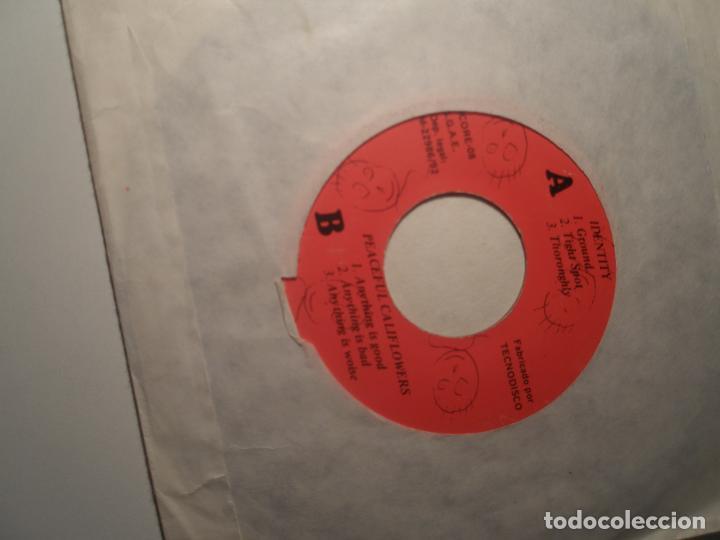 PEACEFUL CALIFLOWER / -IDENTITY BCORE-08 1992 (Música - Discos - Singles Vinilo - Otros estilos)