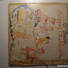Dischi in vinile: P. LION HAPPY CHILDREN 1983. Lote 200145651