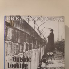 Disques de vinyle: NT DREAN SEQUENCE - OUTSIDE LOOKING IN 1983 SPAIN SINGLE VINILO. Lote 200162212