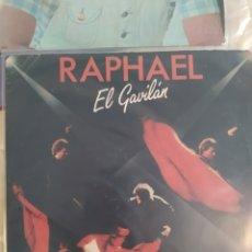 Discos de vinilo: RAPHAEL EL GAVILÁN. Lote 200163950