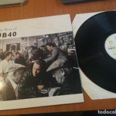 Discos de vinilo: THE BEST OF UB 40 VOLUMEN ONE 1987 EDICION UK PORTADA ABIERTA. Lote 200178083
