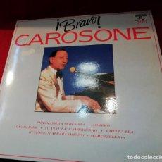 Discos de vinilo: BRAVO CAROSONE - LP . Lote 200180216