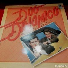 Discos de vinilo: DUO DINÁMICO - GRANDES ÉXITOS - LP . Lote 200180543
