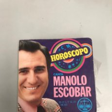 Discos de vinilo: MANOLO ESCOBAR. Lote 200183355