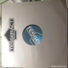 Discos de vinilo: TRANCELINER - TRIBAL EP - TESSERACT RECORDS -MAXI . Lote 200186751
