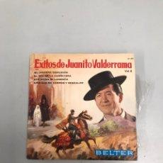 Discos de vinilo: JUANITO VALDERRAMA. Lote 200189258