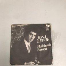 Discos de vinilo: JONA LEWIE. Lote 200189270