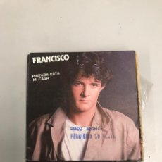 Discos de vinilo: FRANCISCO. Lote 200189321
