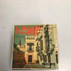 Discos de vinilo: LA PAQUERA DE JEREZ. Lote 200195213
