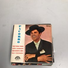 Discos de vinilo: PACORRO. Lote 200197506
