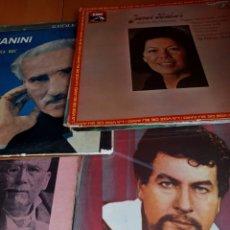 Discos de vinilo: LOTE 15 DISCOS MÚSICA CLÁSICA VARIADA VER FOTOS DE CADA UNO. Lote 200259796