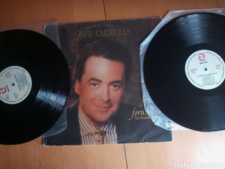 Discos de vinilo: LOTE DISCOS CARRERAS - Foto 3 - 200262316