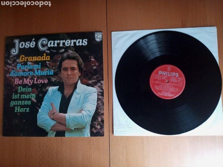 Discos de vinilo: LOTE DISCOS CARRERAS - Foto 4 - 200262316