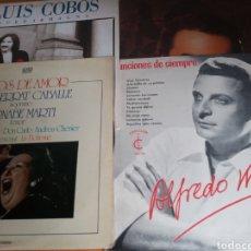 Discos de vinilo: LOTE DISCOS ÓPERA VER FOTOS DE CADA UNO. Lote 200264491