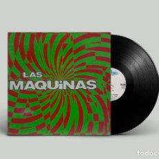 Discos de vinilo: LAS MAQUINAS – LAS MAQUINAS. Lote 200268416