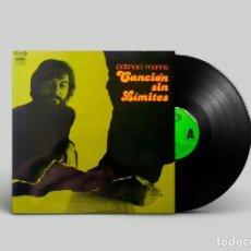 Discos de vinilo: PATRICIO MANNS ?– CANCION SIN LIMITES. Lote 200271537
