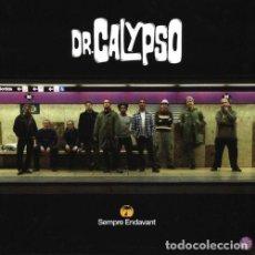 Discos de vinilo: DR. CALYPSO: SEMPRE ENDAVANT. LP VINILO NUEVO ! VINYL LP NEW ! SEALED !! . Lote 200289442