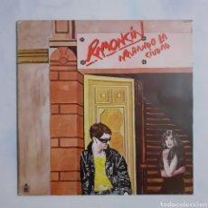 Discos de vinilo: RAMONCIN. ARAÑANDO LA CIUDAD. HISPAVOX, 130 052. ESPAÑA 1983. FUNDA VG+. DISCO EX.. Lote 200295191