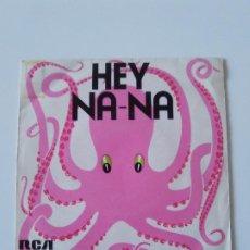 Discos de vinilo: OCTOPUS HEY NA-NA / FUTURE FEELINGS ( 1974 RCA VICTOR ESPAÑA ). Lote 200304298