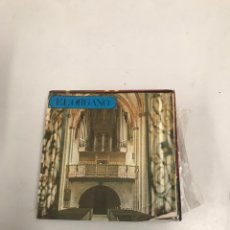 Discos de vinilo: EL ÓRGANO. Lote 200309932
