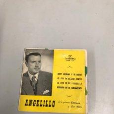 Discos de vinilo: ANGELILLO. Lote 200310025