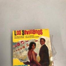 Discos de vinilo: LOS SEVILLANOS. Lote 200310753