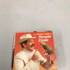 Discos de vinilo: PERUCHO CONDE. Lote 200312841