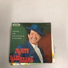 Discos de vinilo: JUANITO VALDERRAMA. Lote 200314756