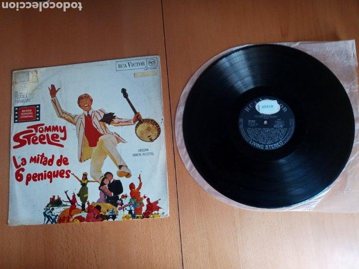 Discos de vinilo: LOTE 10 DISCOS VER FOTO DE CADA UNO - Foto 4 - 200361833