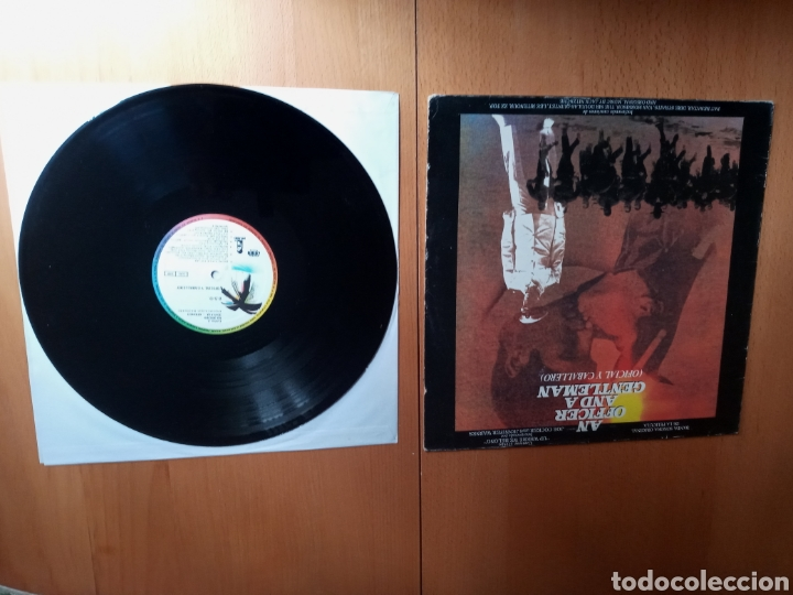 Discos de vinilo: LOTE 10 DISCOS VER FOTO DE CADA UNO - Foto 11 - 200361833