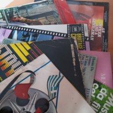 Discos de vinilo: LOTE 10 DISCOS VER FOTO DE CADA UNO. Lote 200361833