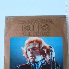 Discos de vinil: VAN MORRISON BULBS / CUL DE SAC ( 1975 HISPAVOX WARNER ESPAÑA ). Lote 200369538