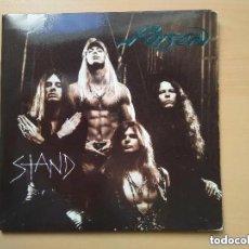 Discos de vinilo: POISON - STAND (SG) 1993. Lote 200370825