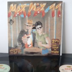 Discos de vinilo: MAX MIX 11. OJO UNO DE LOS DISCOS ES DE MAX MIX 8. VER FOTOS.. Lote 200379912
