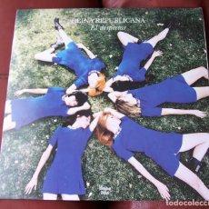 Dischi in vinile: REINA REPUBLICANA - EL DESPERTAR LP. Lote 200383500