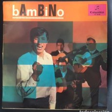 Discos de vinilo: BAMBINO. Lote 200390237
