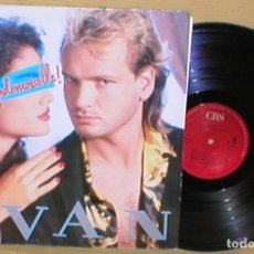 Discos de vinilo: IVAN SPAIN LP HEY MADEMOISELLE ! + OTRAS 1986 ELECTRONIC SYNTH POP SPANISH ITALO DISCO. Lote 200390803