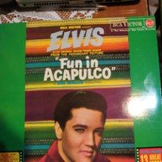 Discos de vinilo: ELVIS PRESLEY . FUN IN ACAPULCO. EDITADO EN ESPAÑA. Lote 200395802