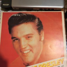Discos de vinilo: ELVIS PRESLEY. ROCK AND ROLL. EDITADO EN BULGARIA. 1960. Lote 200399377