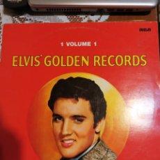 Discos de vinilo: ELVIS PRESLEY GOLDEN RÉCORDS VOL 1. EDITADO EN ALEMANIA.. Lote 200399591