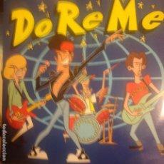 Discos de vinilo: CARTER THE UNSTOPPABLE SEX MACHINE - DO RE ME, SO FAR SO GOOD - KING ROCKER, CHRYSALIS, 1992. Lote 200403611