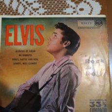 Disques de vinyle: ELVIS PRESLEY. ASUNTOS DE AMOR EP. EDITADO EN ESPAÑA 1961.. Lote 200506873