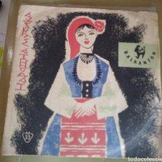 Disques de vinyle: MÚSICA FOLCLÓRICA RUSA. Lote 200524015